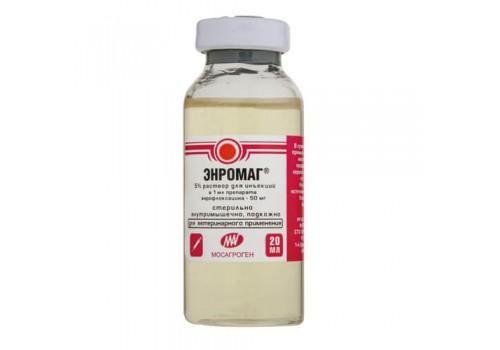 Энромаг® 5 % раствор