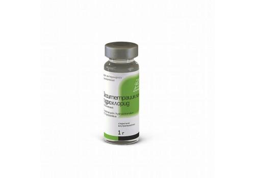 Окситетрациклина гидрохлорид для инъекций