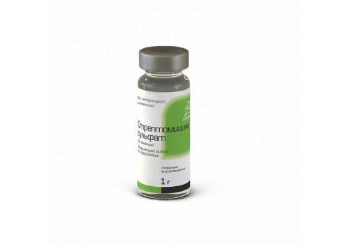Стрептомицина сульфат для инъекций