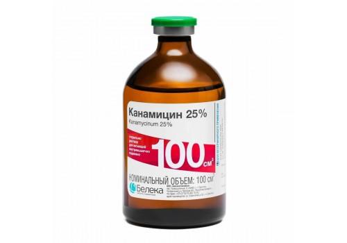 Канамицин 25%