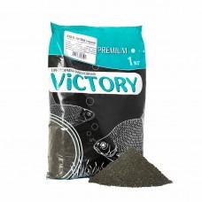 Прикормка рыболовная VICTORY для ПЛОТВЫ (черная)